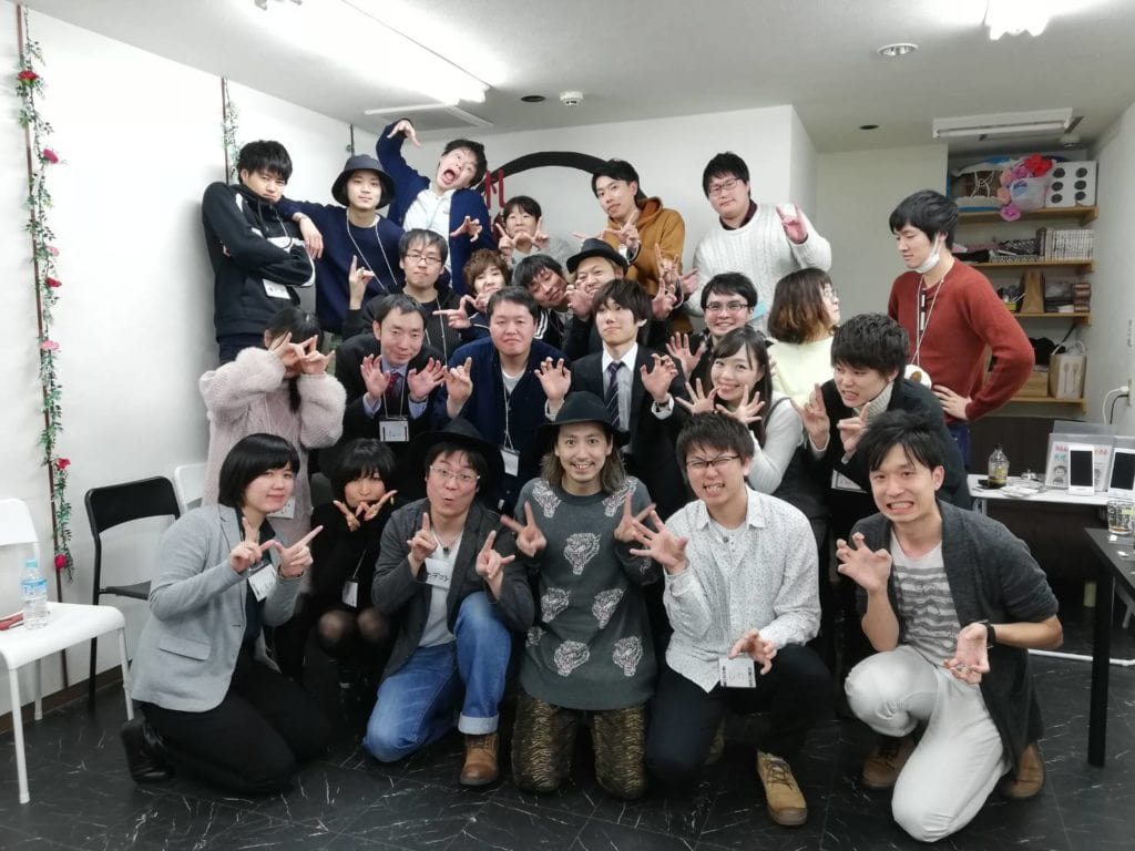 児玉極上in札幌で、人狼ゲーム三昧!