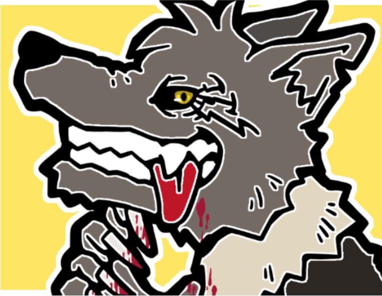 さっぽろ人狼図鑑 トップ画像の人狼